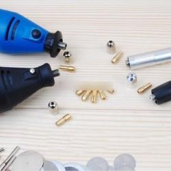8db-os 1mm / 1.6mm / 2.3mm / 3.2mm Dremel fúró