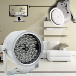 48 LED IR infravörös éjjellátó  IP CCTV kamerához lámpa
