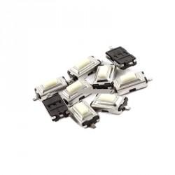 20db 3X6X2.5mm Tapintható Nyomógombos kapcsoló