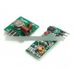 433MHz RF adó-vevő kapcsolat Arduino / ARM / MCA