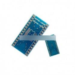 2db TSSOP28 - DIP28 0.65mm adapter átadása AD9850