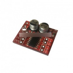 1.5A Mini Dual Channel DC Motor Driver Modul
