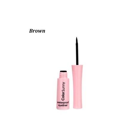 Barna - Női fekete smink eszköz Kozmetikai szemceruza folyékony toll ceruza vízálló