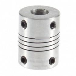 5mmx8mm CNC Motor 3D nyomtató Jaw szár csatoló