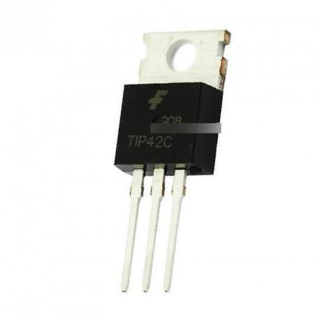 5db TIP42C TIP42 PNP tranzisztor TO-220 100V 6A