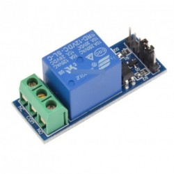 12V 1 csatornás relé modul  A PIC AVR DSP ARM MCU