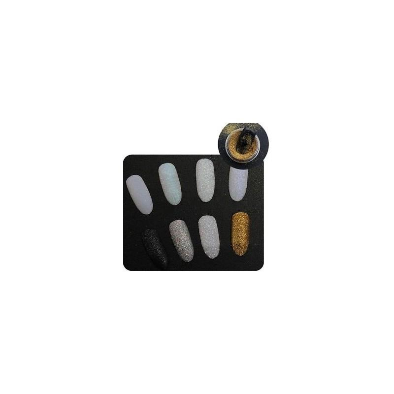 544286fa8e 07 Arany - 2g / Box Bling Dekoráció Köröm Art Por Holografikus Cukor  Glitter DIY Manikűr