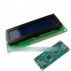 2db 1602 16x2 karakteres LCD kijelző modul Arduino
