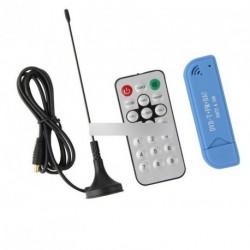 USB 2.0 digitális DVB-T SDR +DAB + FM HDTV TV Tuner