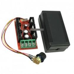 DC motor fordulatszám vezérlés PWM HHO RC vezérlő