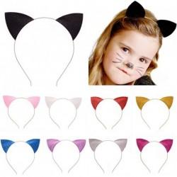 Baby Girl  aranyos cica fül haj pánt 1 db