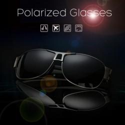 Legújabb divat polarizált Férfi napszemüveg
