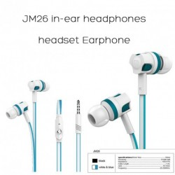 Jm26 3,5mm  fülhallgató sztereó 1db