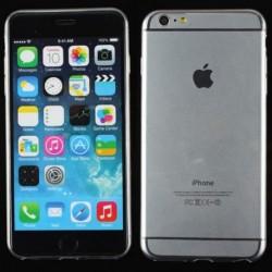 0,3 mm puha szilikon Ultravékony tok iPhone6