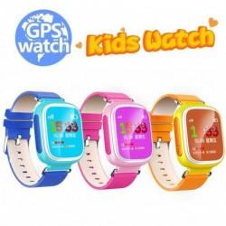 1db Gyerek GPS intelligens karóra Telefon SOS Hívás