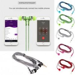 Fülhallgató  3,5 mm-es iPhone Samsung 1db