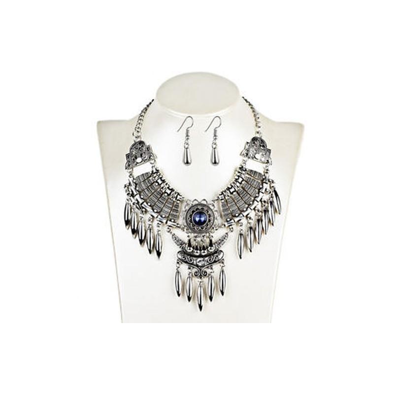bc0a90fa0f * 10 - Strassz nyaklánc fülbevaló karkötő gyűrű készlet Kristály nők  esküvői ékszer lp