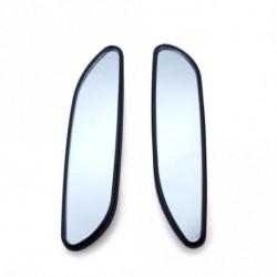 Univerzális autós 360 ° -os széles szögű konvex hátsó oldalsó látószögű tükör