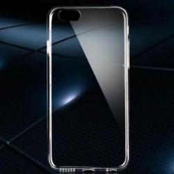A Samsung Galaxy S4 mini számára - Ultra vékony, átlátszó, átlátszó TPU tok fedőlapja a Samsung Galaxy telefonhoz
