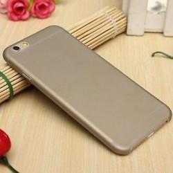 Szürke - Bőr védő burkolat matt tok fedőlapát hátul az Apple Iphone 6 / 6s 4.7 &quot