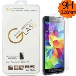 Edzett üveg képernyővédő fólia 9H Samsung GalaxyS3 / 4/5/6 Megjegyzés 2 3 4