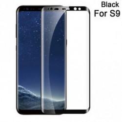 Galaxy S9 (fekete teljes képernyő) - 9H 3D íves teljes képernyős védelem Edzett üvegfólia a Samsung Galaxy S9 S9   -hez
