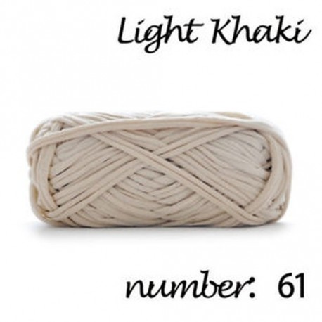 7acb7621f5 Könnyű Khaki - 100g DIY Horgolt Szőnyeg Szőnyegek Fonal Kötött pamut gyapjú Kötött  Kötött Kötött