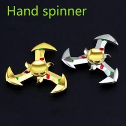 Divatos Cool FIDGET SPINNER stresszoldó pörgettyű játék koncentráció fejlesztő nyíl