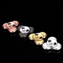 Divatos Cool FIDGET SPINNER stresszoldó pörgettyű játék koncentráció fejlesztő panda fej