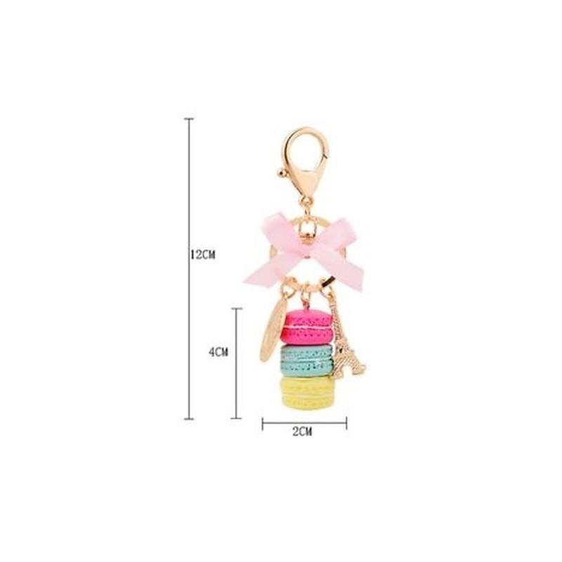 b7a8defd3c Rózsavörös - Charm Candy színes kézitáska torta medál kulcstartó kulcstartó  tartó kulcstartó