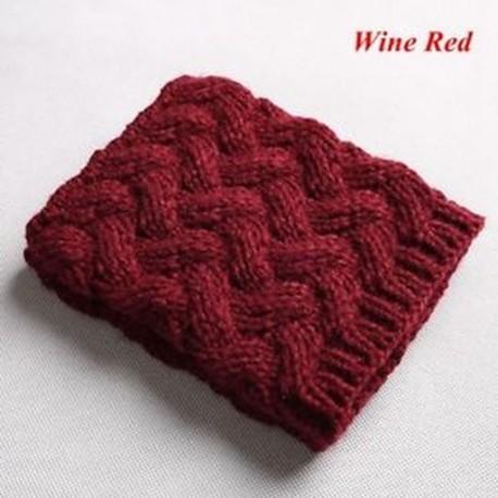 9ca2142c3e bor vörös - Horgolt Kötött aranyos lábszárvédő csizmák térdig érő  lábmelegítők
