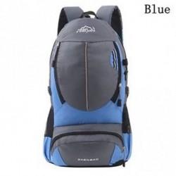 Kék - Diákok Táskák Hegymászás Sport hátizsák Kemping Hátizsák Túra táska