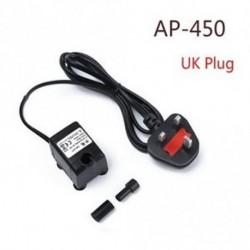 AP450 UK csatlakozó - Vízálló akváriumi kellékek Halatároló szivattyú merülő pumpa szivattyúzó víz