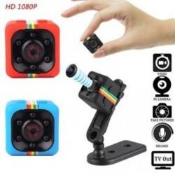 HD 1080P SQ11 Éjjellátó Pocket Camcorder Hangrögzítő Mini DV