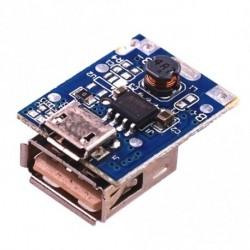 5V-os Boost Step Up tápegység lítium töltés védelem kártya DIY töltőhöz