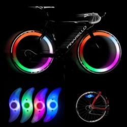 1x LED es kerékpár prizma világítás
