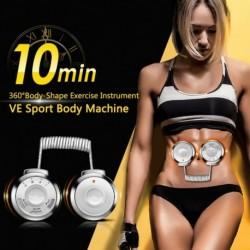1x VE Sport Body zsírleszívó gép kar láb test karcsúsító masszázs Fitness