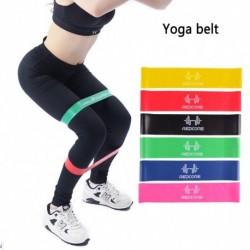 1x rugalmas  jóga öv gumi fitness edzés Stretch Sport