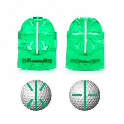 1x Golf labda vonal jelölő klipszerszám golf sport