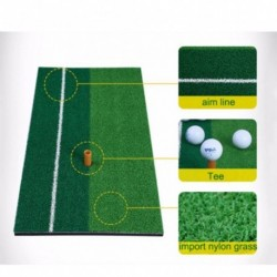"""1x Háztáji golfpálya 12 """"x24"""" lakóhelyi golfpálya gumi tartó elütési hely"""