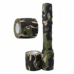 1x Vízálló Túrázás Kemping Vadászat Camouflage Tape Kerékpár matrica