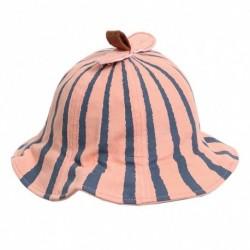 1x divatos baba gyermek kisgyerek színes kalap sapka fejfedő fevédő