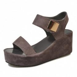 1 pár női utcai alkalmi cipő szandál