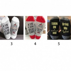 1 pár női férfi mintás írott sport zokni