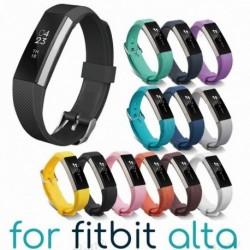 1db szilikon óra szíj óra tartozék kiegészítő Fitbit Alta / Alta HR