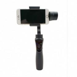 1x Kézi rögzítő Kamera stabil Bluetooth-kapcsolat Triaxiális kézi tartó Mobile szelfi bot