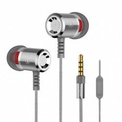 1x Fejhallgató vezetékes Hordozható Univerzális fülhallgató mikrofon Samsung Android