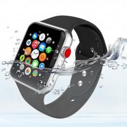 1x Sport szíj Apple Watch Band 42MM / 44MM Cserélhető szilikon Bracele S / M  csere szíj
