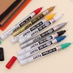 1db Univerzális festő Marker toll autó gumiabroncs futófelület 0,7 mm