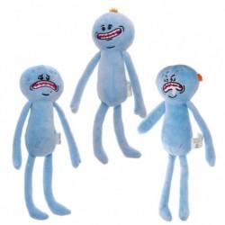 1x Rick és Morty boldog szomorú dühös plüss játék